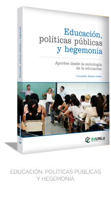 Educación, políticas públicas y hegemonía