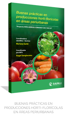 Buenas prácticas en producciones horti-florícolas en áreas periurbanas