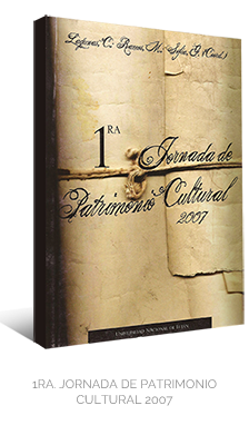1RA. JORNADA DE PATRIMONIO CULTURAL 2007 - EdUNLu